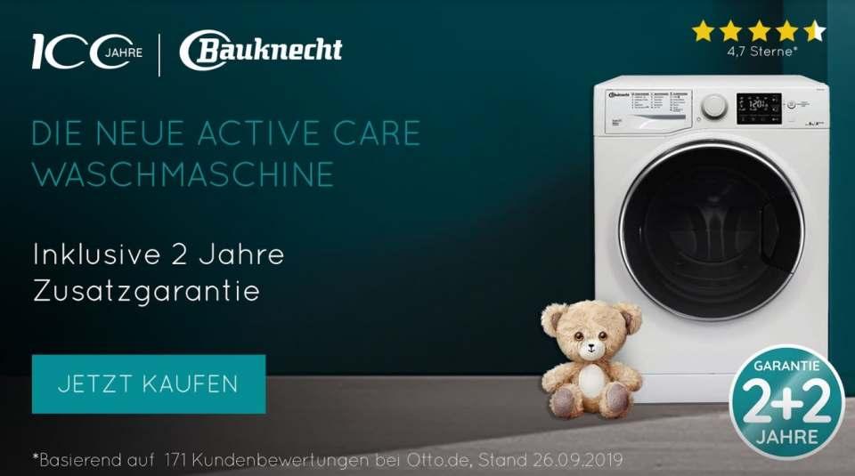 100 Jahre Bauknecht: Werbeoffensive Teil 2.