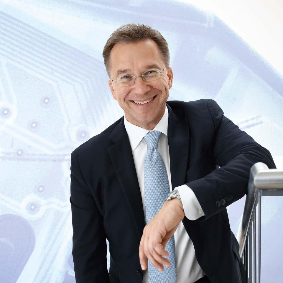 Benedict Kober, Vorstandssprecher Euronics Deutschland