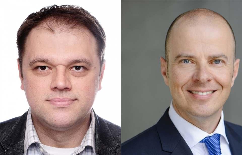 Marius Stoica verstärkt Geschäftsführung, Vogl übernimmt Vorsitz