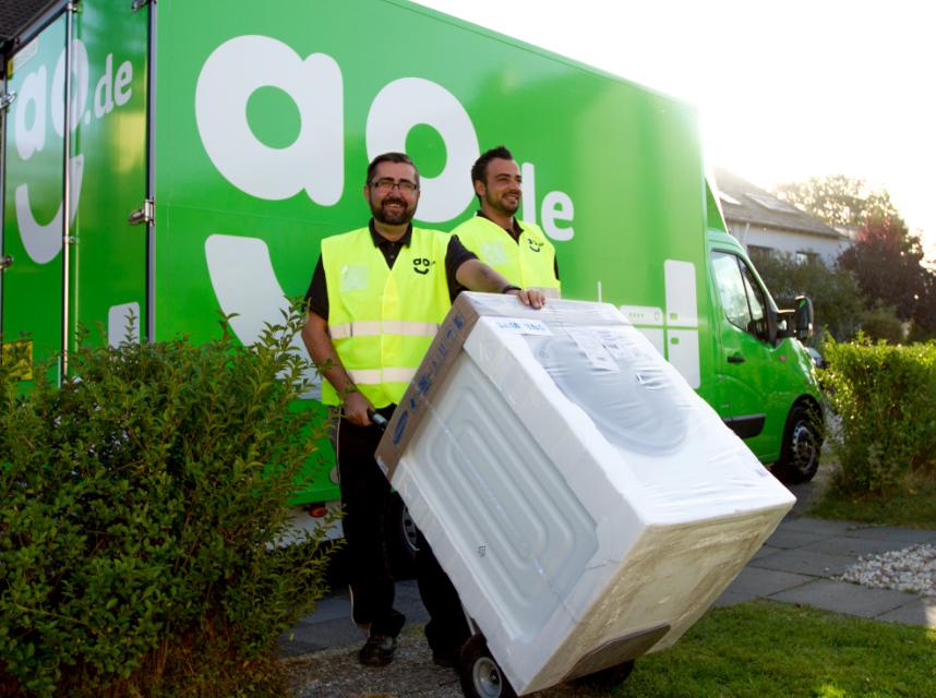 AO Deutschland packt an, künftig auch für Händler und Hersteller.