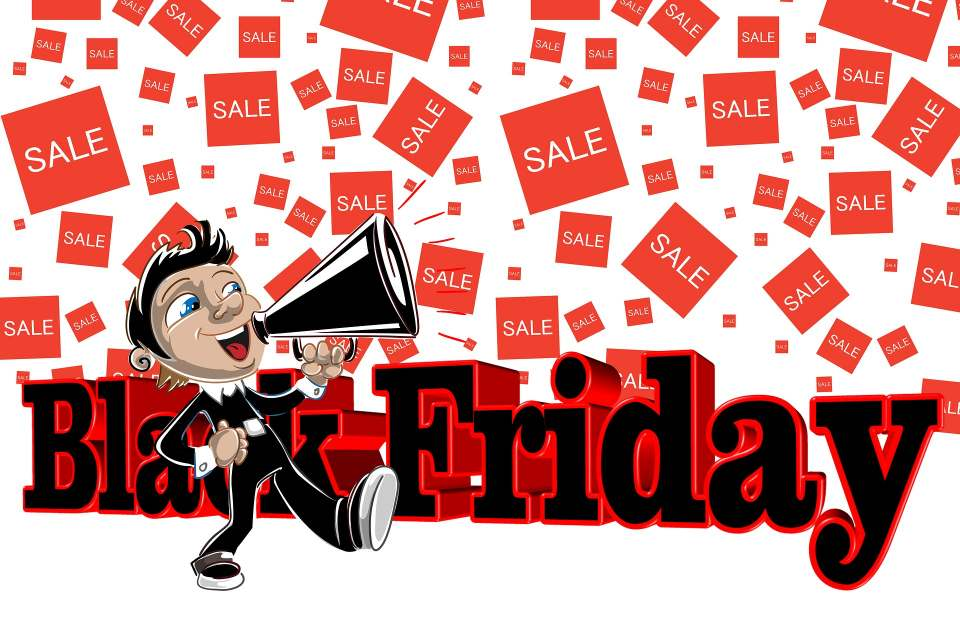 Black Friday Schmuckbild