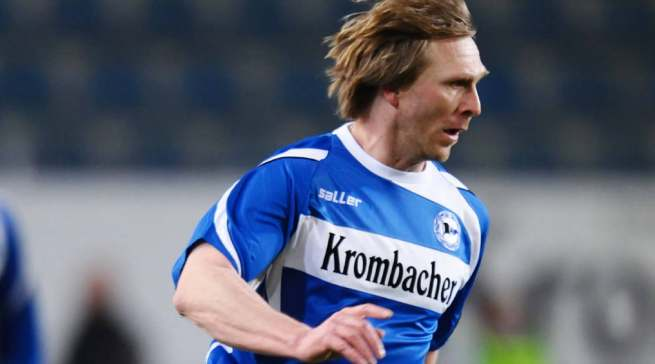 … Arminia Kult-Kicker Ansgar Brinkmann …