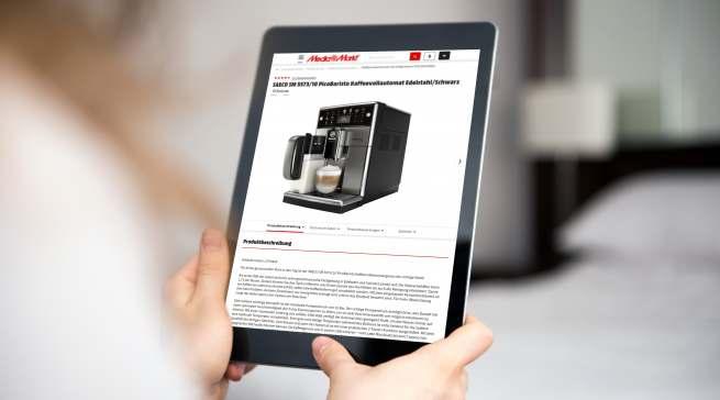 Mehr Impulse für das Online-Geschäft mit einer neuen, deutlich verbesserten Webshop-Oberfläche.