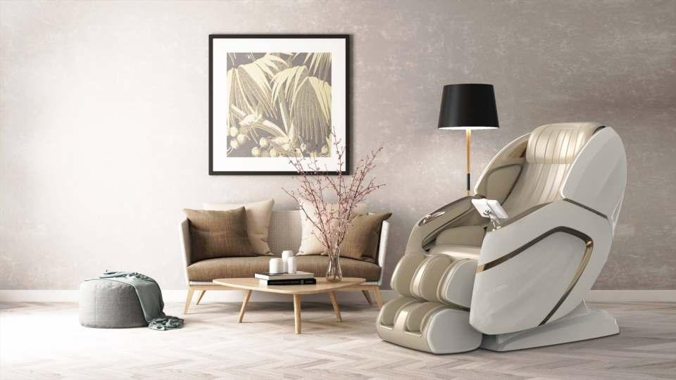 Medisana zeigt seine neue Massage Chair Division auf der imm cologne.