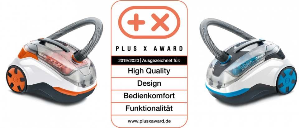 Thomas Zyklone Hybrid Modelle: Ausgezeichnet!