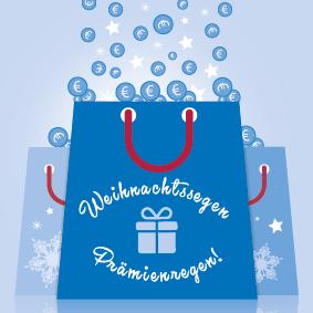 Mit Wertgarantie das Weihnachtsgeschäft finanziell aufbessern.