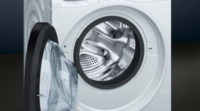 Wertzuwachs 29%: Waschtrockner. Foto: Siemens
