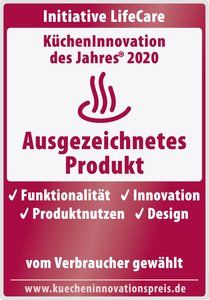 """Auszeichnung für WMF: """"KüchenInnovation des Jahres"""""""
