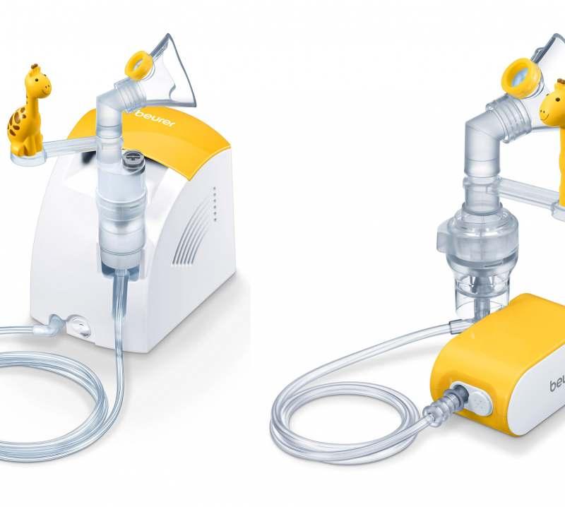 <h1>Beurer Inhalator IH 26 / IH 58</h1><h3 style='font-size: 20px; margin: 0px 0px 15px 0px;'> -Inhalatoren für Kinder</h3>