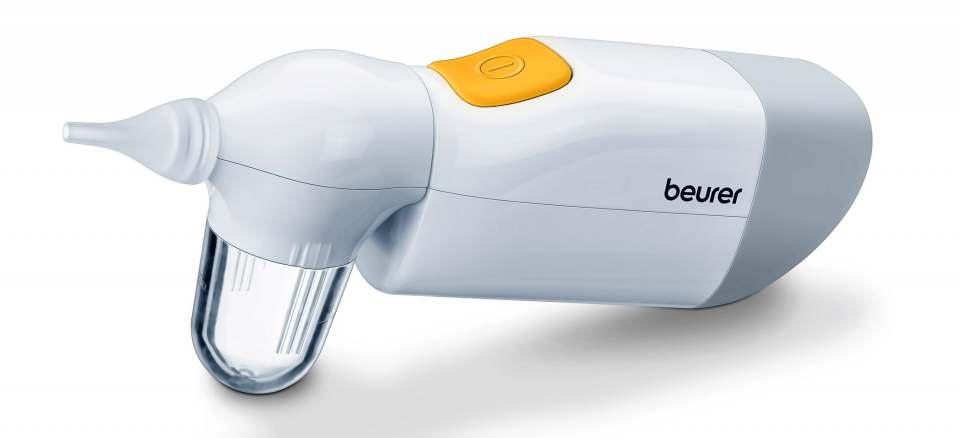 Beurer Nasensauger NA 20 für Babys und Kleinkinder.