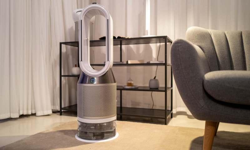 Neue Dyson Luftreiniger & Luftbecheuter