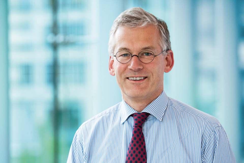 Verkündete die Abspaltung der Haushaltssparte: Philips CEO Frans van Houten. Fotos: Philips
