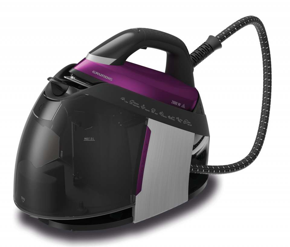 Grundig Dampfbügelstation SIS 9870 mit Smart Mode.