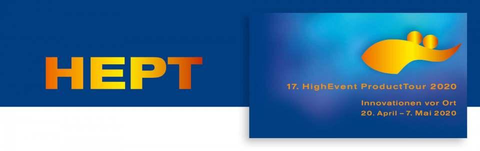 Exklusiv für Fachhändler: HEPT 2020.