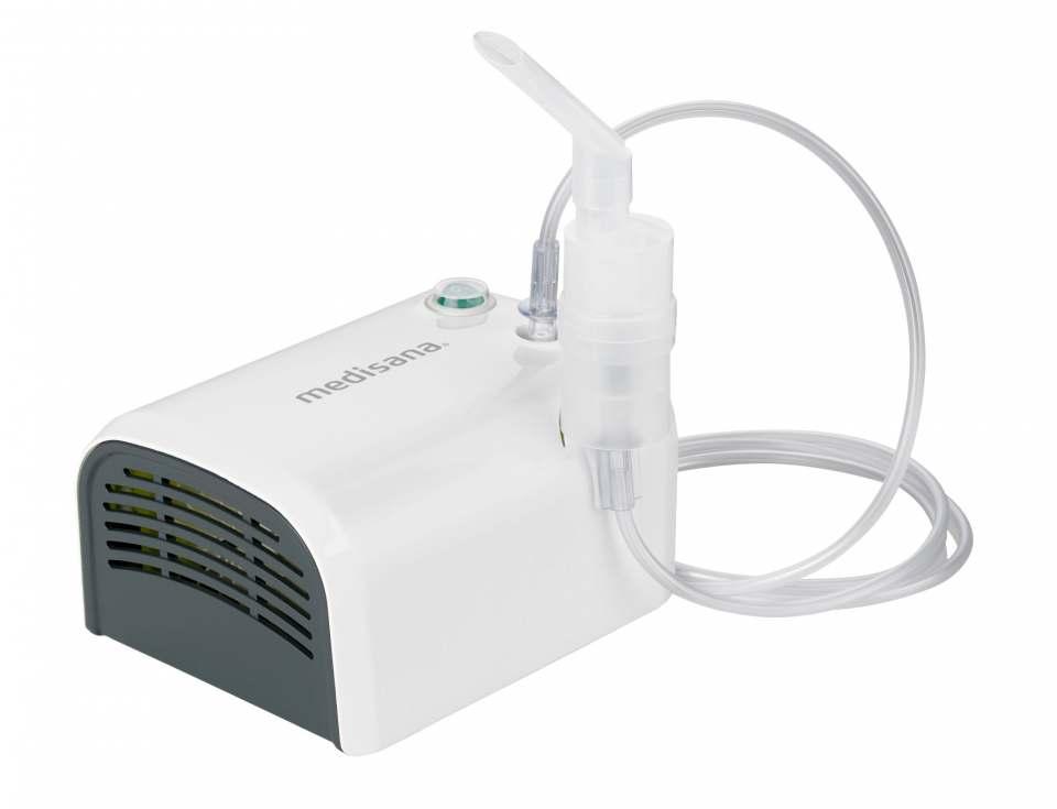 Medisana Inhalator IN 510 mit Kompressor-Drucklufttechnologie.