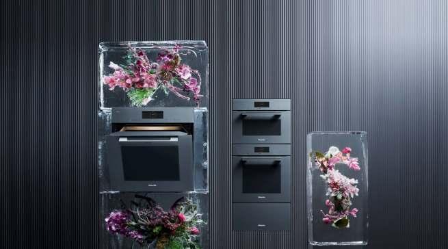 Mit den Einbaugeräten der neuen Generation 7000 will Miele neue Maßstäbe im Markt setzen.