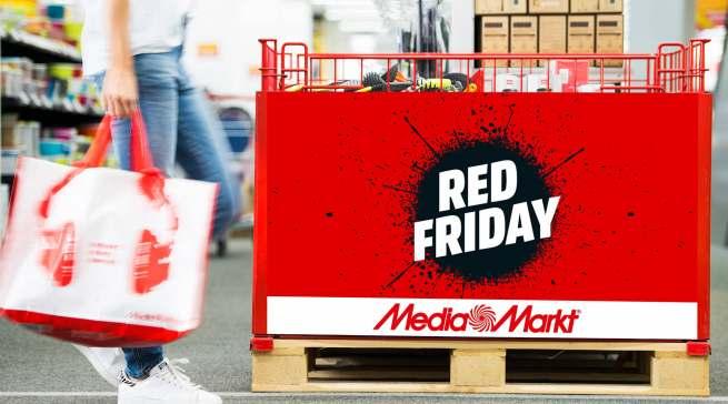Der Black-Friday-Effekt verschiebt die Käufe immer mehr in den November.