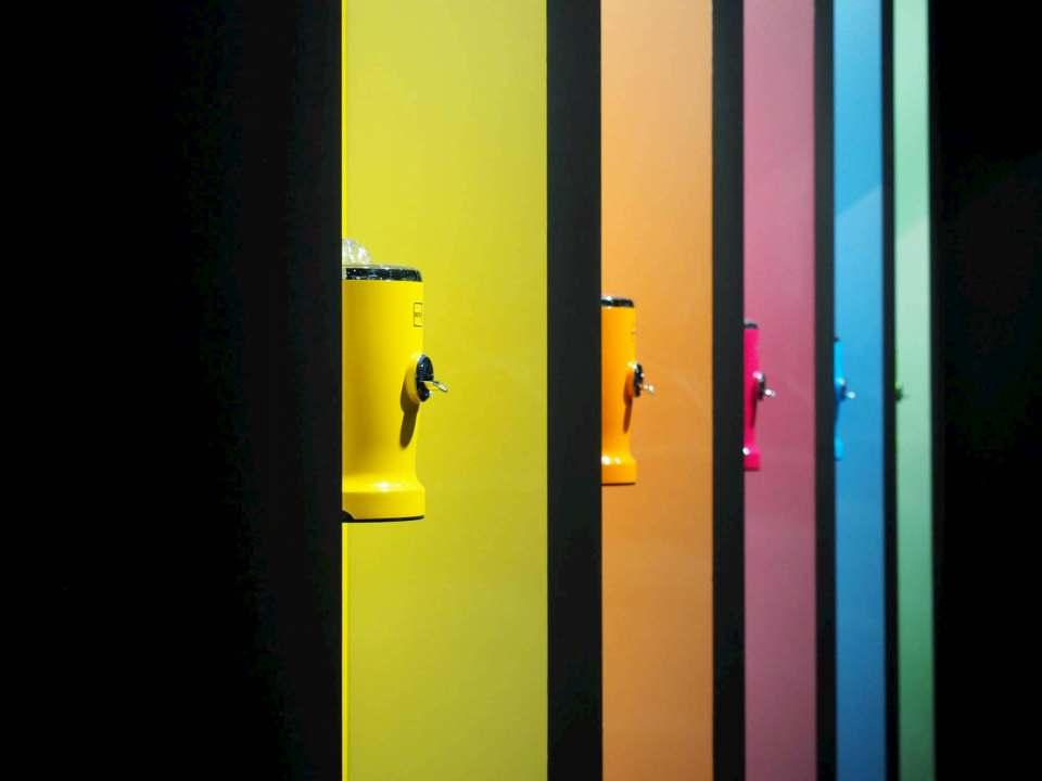 Für die Lust auf freche Farben und hochwertige Küchengeräte: Novis