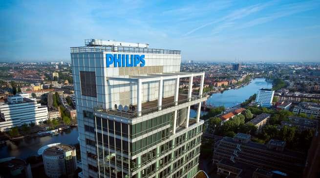 Branchen-Beben aus Amsterdam: Philips trennt sich von seiner Haushaltssparte.