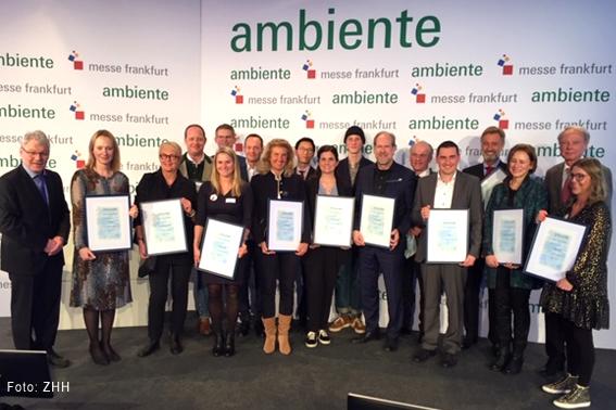 Gewinner: Das sind die Sieger bei der Partnerwahl des Fachhandels in Frankfurt.