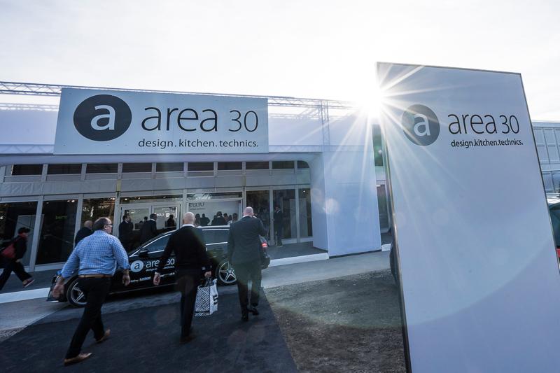 Seit zehn Jahren auf Wachstumskurs: die area30 in Löhne.