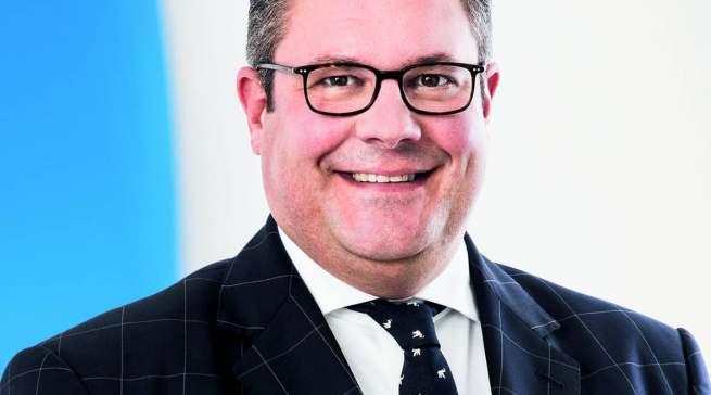 """""""Deutschland ist der wichtigste Markt für Wertgarantie"""", sagt Vertriebsvorstand Patrick Döring."""