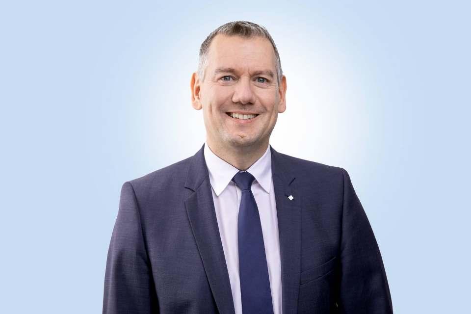 Wertgarantie-Vertriebsleiter Thilo Dröge