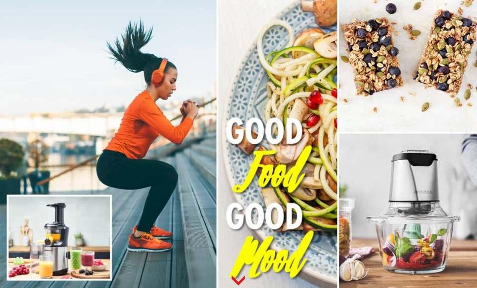 Mit Gastroback fit bleiben und das Immunsystem stärken.