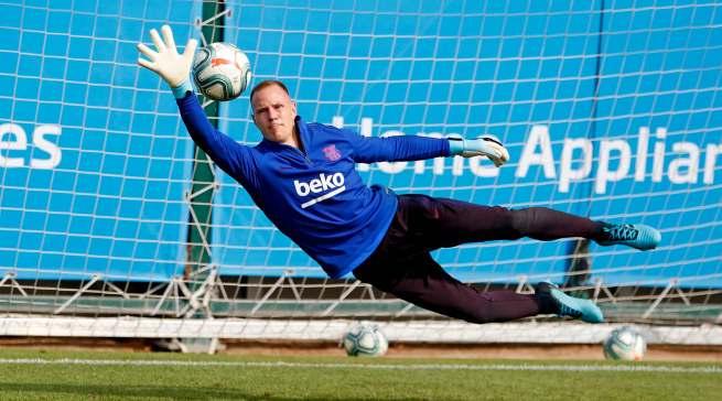 Barcelona-Keeper Marc-André ter Stegen soll Beko in Deutschland bekannter machen.