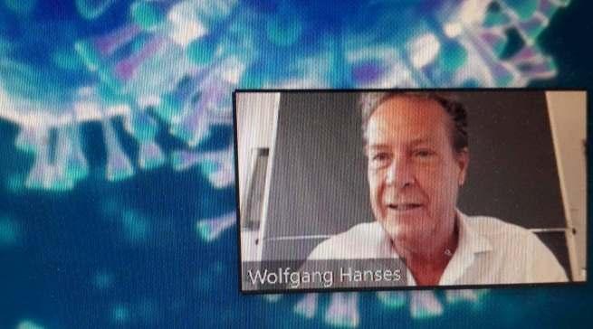 """Wolfgang Hanses vergangenen Freitag im Wertgarantie Webinar: """"Schauen Sie jetzt nicht auf die Farben der Kooperationen. Jetzt sollten alle voneinander lernen."""""""