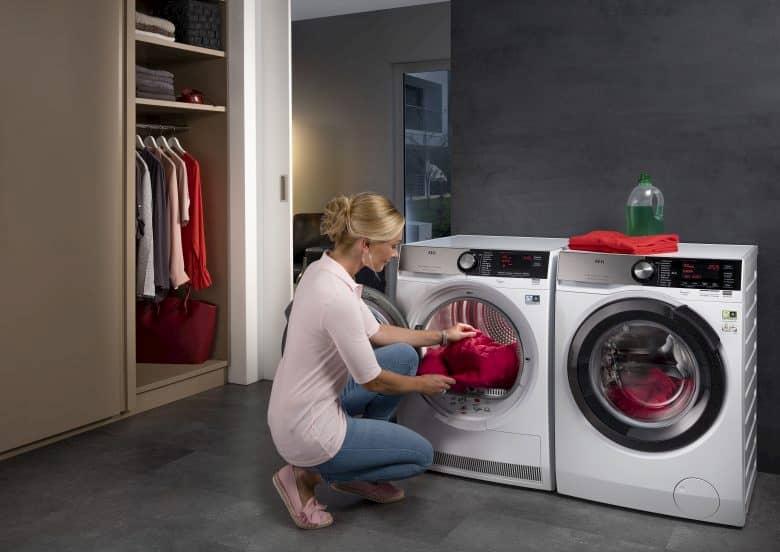 Gewusst wie: schont Umwelt, Wäsche und Geldbeutel. Foto: Hausgeräte+/AEG