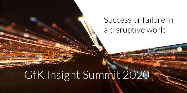 GfK Insight Summit Header