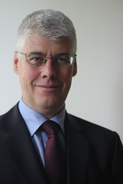 Mark Penrose ist Geschäftsführer DACH von SharkNinja.