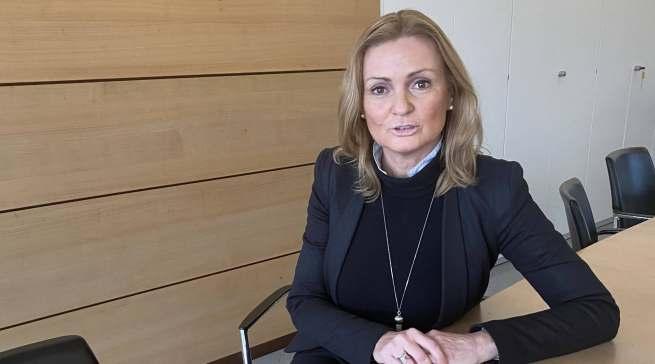 """""""Unterstützen Sie die lokalen Geschäfte, die Ihnen wichtig sind"""", Anja Maucher, Geschäftsführerin expert Herfag."""