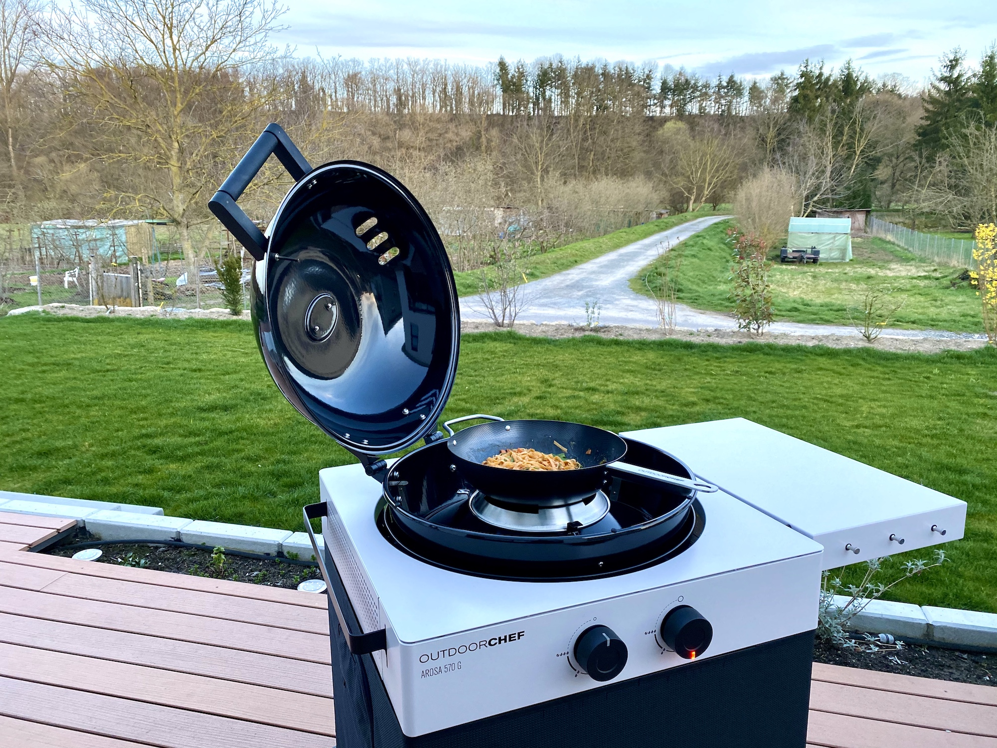 OutdoorChef AROSA 570 G Tex