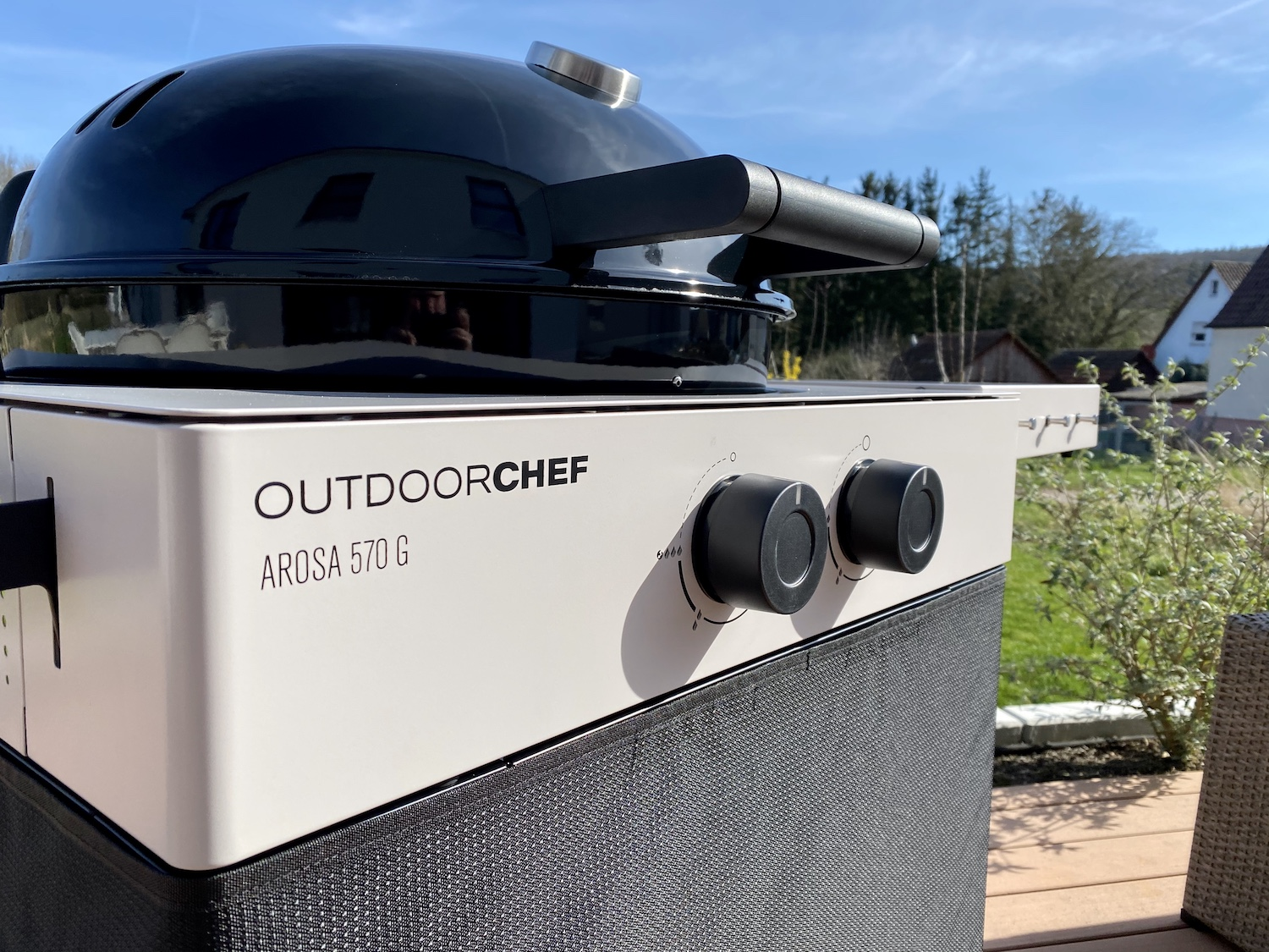 OutdoorChef AROSA 570 G Tex - Front