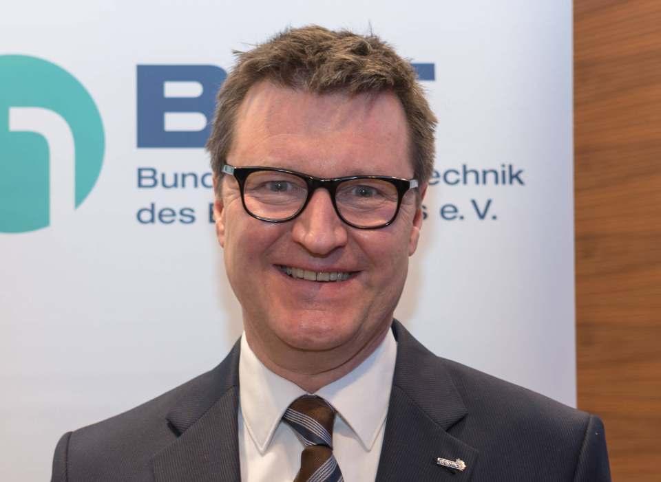 """""""Ziel muss es sein, dass auch in Ausnahmezeiten Kernbereiche der Wirtschaft funktionieren"""", so BVT-Vorsitzender Frank Schipper"""
