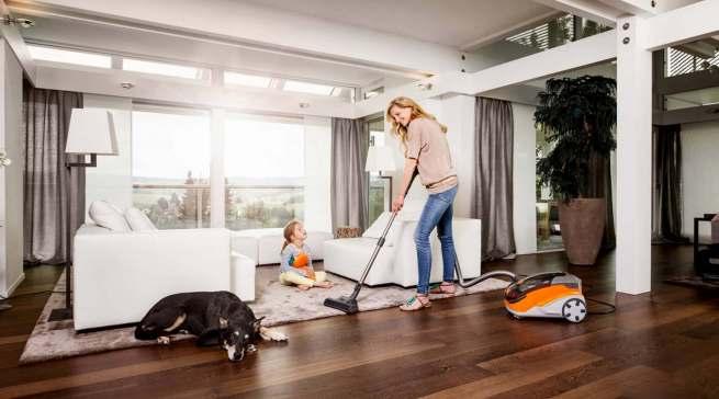 Zuverlässiger Helfer für den großen Hausputz wie für Tierliebhaber: Aqua+ Pet & Family von Thomas.