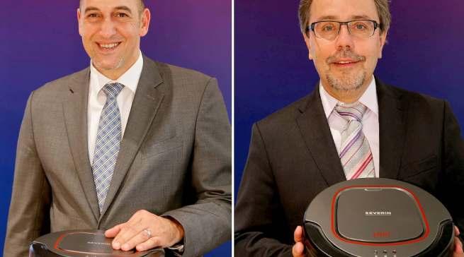Die beiden bisherigen Geschäftsführer und Anteilseigner Ralf Wietek(rechts) und Thomas Meyer verlassen das Unternehmen.