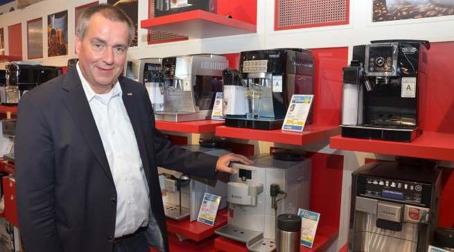 """""""Wir sind auf allen Kanälen für unsere Kunden da"""", Dirk Wittmer."""