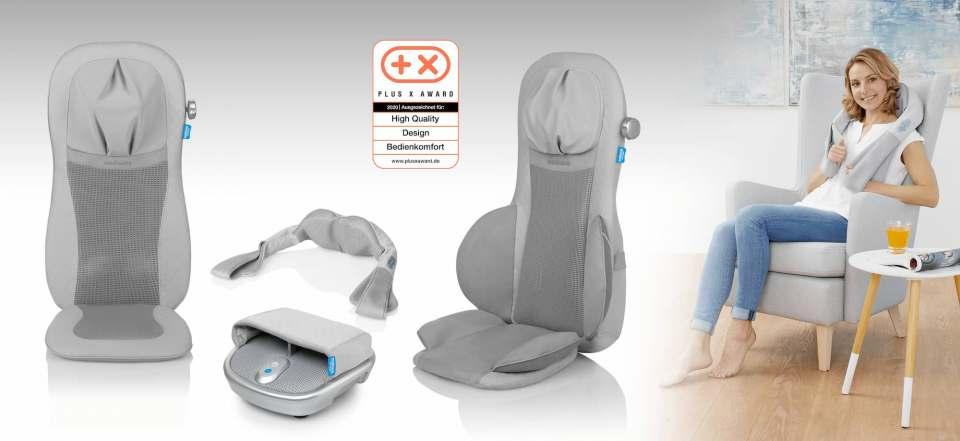 Medisana mit 4-facher Auszeichnung für besonders innovative Produkte.
