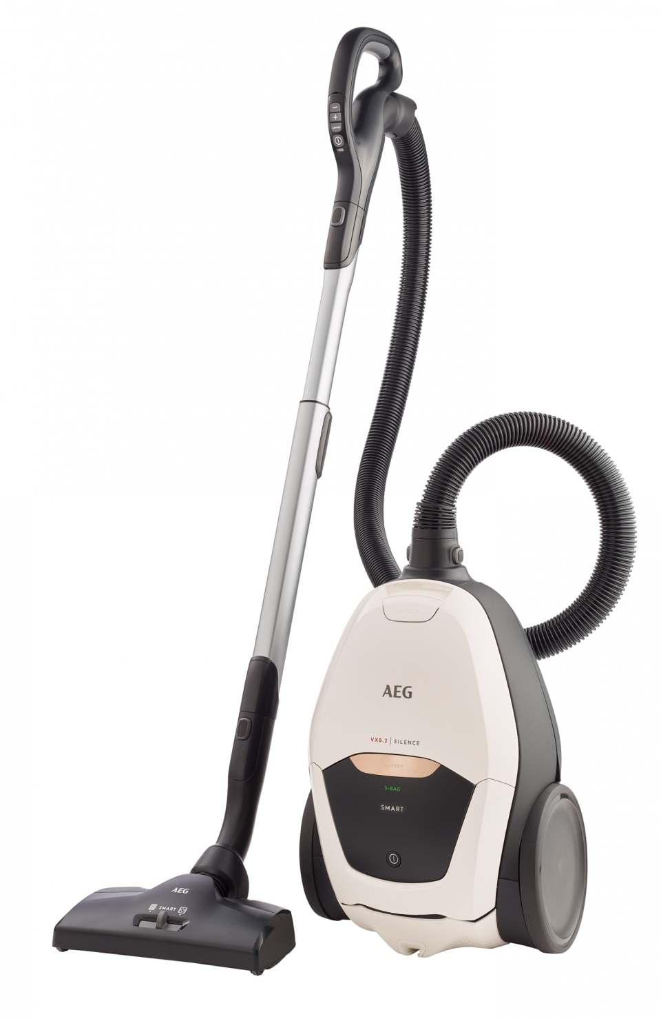 AEG Staubsauger VX8.2 Allergy mit waschbarem Allergy Plus Filter.