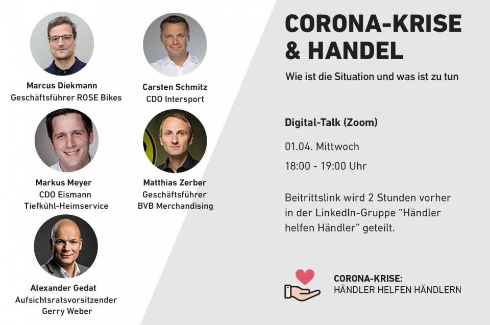 Händler helfen Händlern Digital Talk