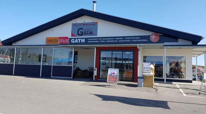 War bestens auf den Re-Start am Montag vorbereitet: electroplus Gath in Frensdorf, südlich von Bamberg.