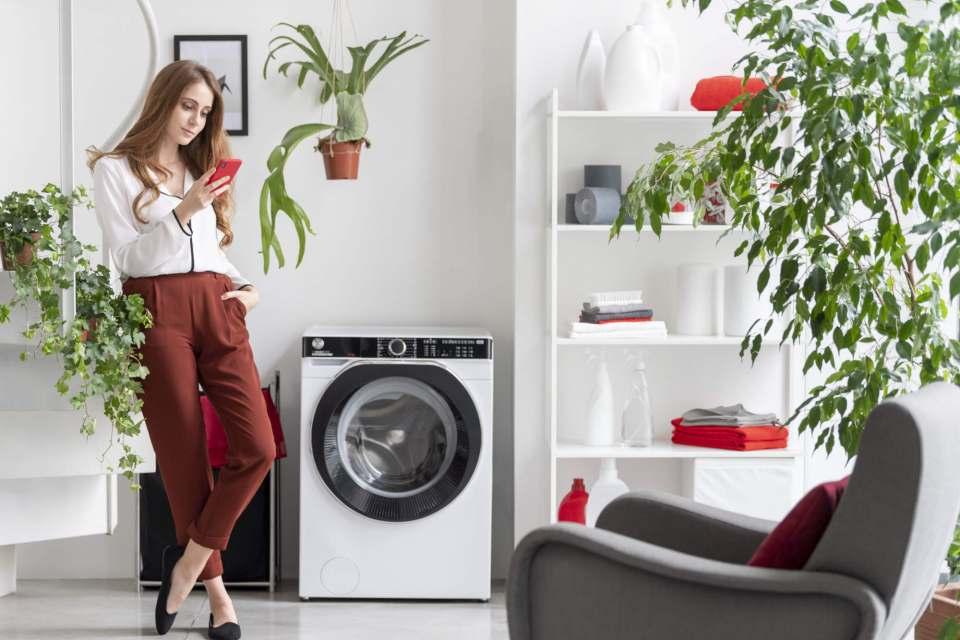 Die beliebtesten Waschtage bleiben Samstag und Sonntag.
