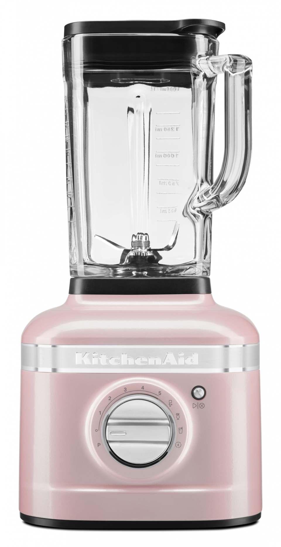 KitchenAid Standmixer Artisan K400 mit 1,5 PS Motor.