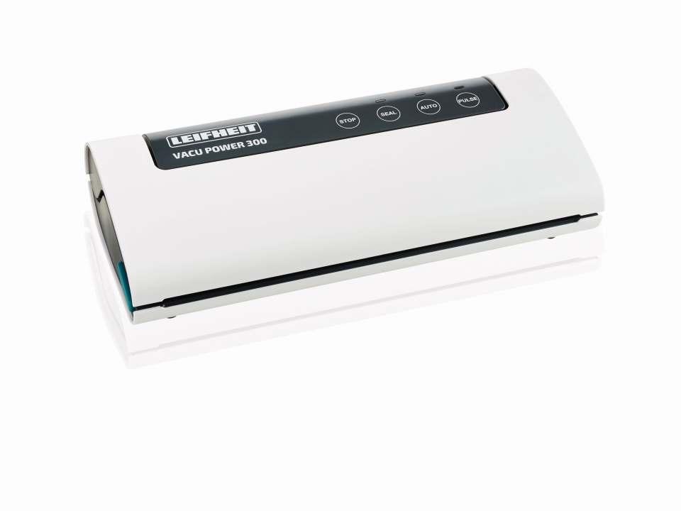 Leifheit Vakuumierer Vacu Power 300 mit Pulse-Funktion.