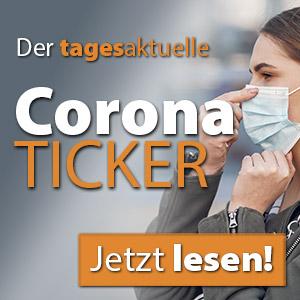 Corona Ticker Banner