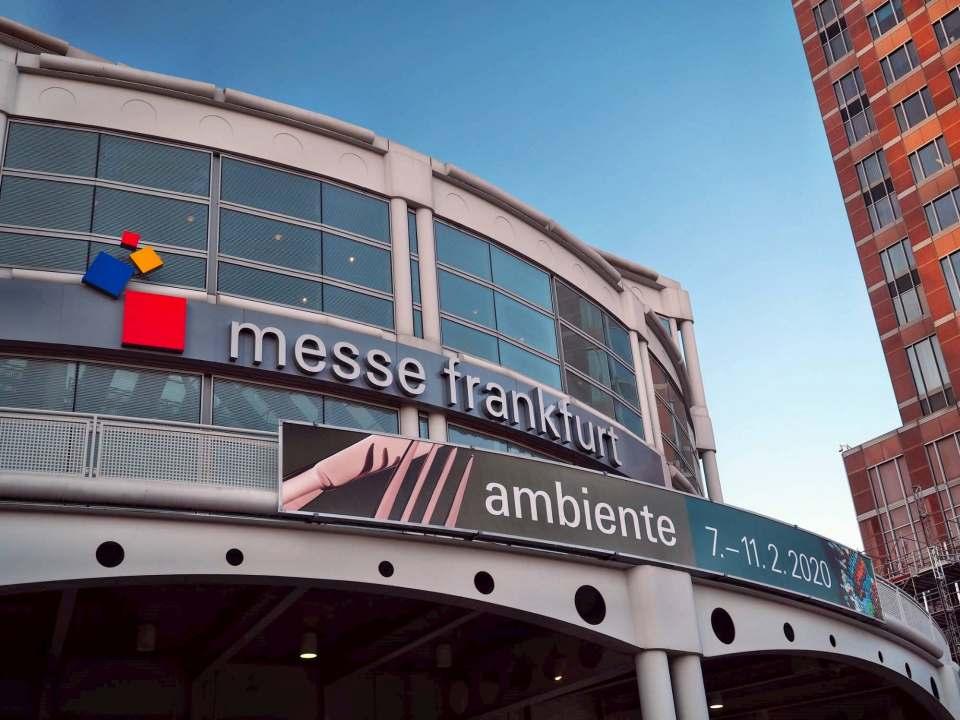 Die Ambiente in Frankfurt war im Februar die letzte große Branchenmesse hierzulande, die aber auch bereits unter den Corona-Vorboten litt.