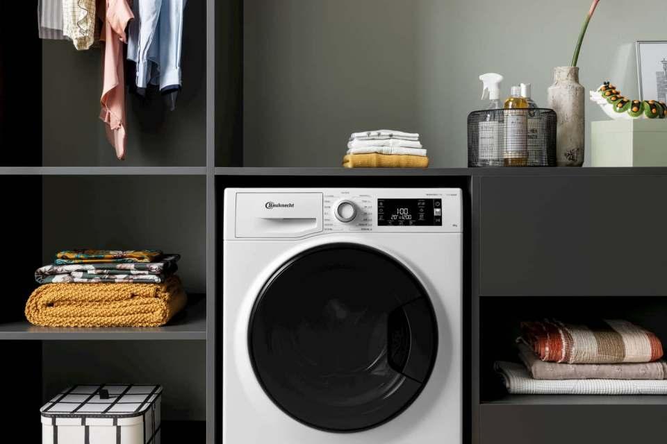 Schonend ab 20 °C: Bauknecht Active Care Color+ Waschmaschinen.